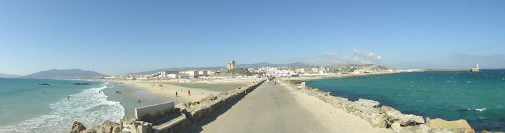 Tarifa, atlantico y mediterraneo
