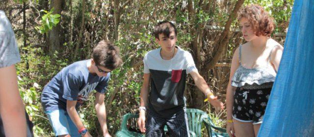 Blogger del campamento de verano Tarifa, España