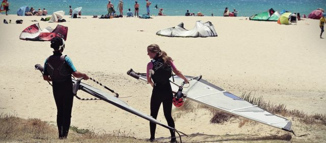 Lenguaventura's Ídolo de windsurf: Lena Erdil