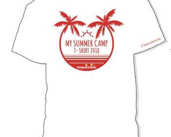 Tu camiseta del campamento de verano Lenguaventura: cómo estilizarla