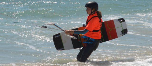 Kitesurfing Girls on Instagram
