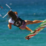 Spanish Female Kitesurfers